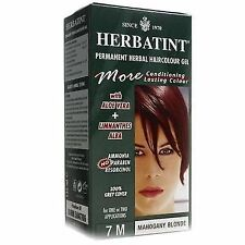 Herbatint Mahogany Blonde Ammonia Hair Colour 7m 150ml