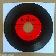 """JIMMIE RODGERS """"HONEYCOMB/THEIR HEARTS WERE FULL OF SPRING"""" R-4015 7"""" 45 SINGLE"""