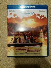 Indian Summer (Blu-ray Disc, 2011), Rare, OUT of Print, OOP, Diane Lane