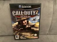 Call of Duty 2 Big Red One pour Nintendo Gamecube GC