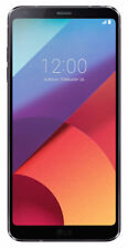 "LG G6 H870DS Dual SIM Black 64gb Smartphone 5.7"" Unlocked"