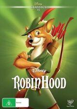 Robin Hood (DVD, 2016), NEW SEALED REGION 4