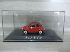 Norev 1/43 - Fiat 500 red - Mint in box