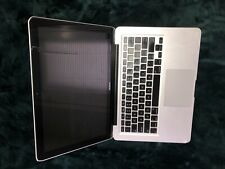 RELISTING USED Apple MacBook Pro 2010