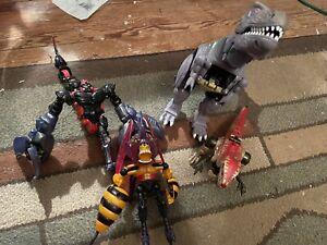 transformers beast wars megatron Lot