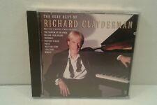 The Very Best of Richard Clayderman (CD, 1993, Delphine)