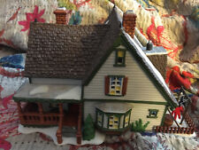 Department 56 Harper's Farmhouse New England