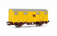 Jouef HJ5701 HO Gauge Junior Line Cattle Wagon