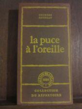 Georges Feydeau: La puce à l'oreille/ Collection Du Répertoire