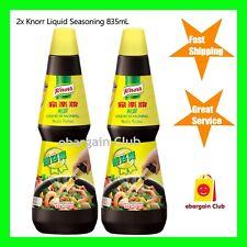 2x Knorr Liquid Seasoning 835mL eBargainClub