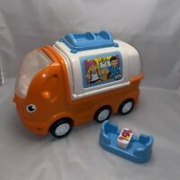 Wow Toys Casey Campervan Great Fun Camper an Only Fab Gift For Any Occasion