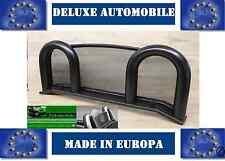 Deluxe Black Edition Fiat Barchetta Roadster Überrollbügel Neu Windschott