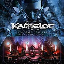 KAMELOT-I AM THE EMPIRE (LIVE FROM THE 013) (4PC) (W/DVD) Blu-Ray NUOVO