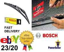 BMW 3 Series E46 & M3 |1998-2005| All Models Bosch Super Plus Wiper Blades Pair