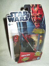 Action Figure Star Wars Movie Heroes Darth Maul 4 inch