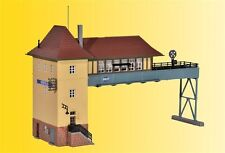 Kibri 37811 Bridges SIGNALBOX Krefeld Kit N