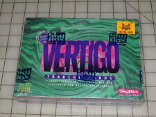 """DC VERTIGO """"Tall Cards"""" (36-Pack) Unopened  Box"""