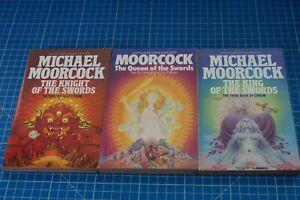 Michael Moorcock The Book 0f Corum Vol 1-6