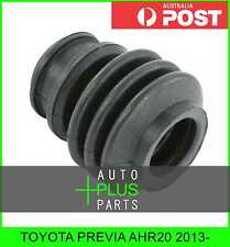 Fits TOYOTA PREVIA AHR20 2013- - Front Dust Boot Brake Caliper Pin Slide Seal