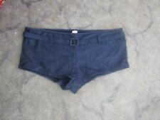 New Look mirada Denim Shorts de baño 14 Nuevo sin etiquetas