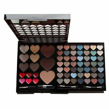 Make Up Box 64 Colours Eyeshadow Lipgloss Face Palette Kit Gift Professional Set