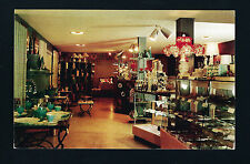 Clear Lake Iowa IA c1950s Witke's Cafe, Gifts & Candies Shop Interior View    C