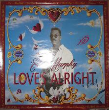 EDDIE MURPHY Love's Alright, Motown promotional poster, 1993, 30x30, EX, SNL