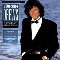 Jürgen Drews Irgendwann..mit dir sofort (1989, incl. Bohlen-track) [CD]