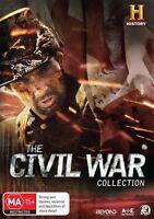 The Civil War (DVD, 2016, 2-Disc Set) - Region 4 - New/Case Damaged