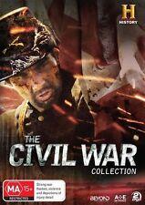 The Civil War (DVD, 2016, 2-Disc Set) - Region 4