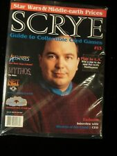 SCRYE #13 Star Wars & Middle-Earth Prices interview WotC CEO Peter Adkinson