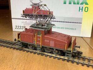 Trix 22335 2 Rail DC SBB Class Ee 3/3 Electric Loco