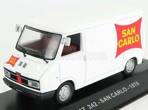 1/43 EDICOLA - FIAT - 242 VAN 1 SERIES SAN CARLO 1976 VCDE020