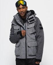 Superdry Mens Ultimate Lux Snow Multi Jacket