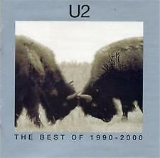 U2 Best of 1990 - 2000 2 Disc Set Includes B-Sides Disc Low Postage