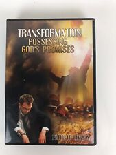 PHILLIP FIELDS Transformation Possessing God's Promises 6 CD AUDIO BOOK Get Real