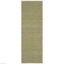 Geometric 100% Wool Carpet Runners