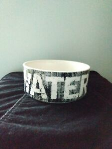 Petrageous Designs Hand-crafted Stoneware Water Bowl