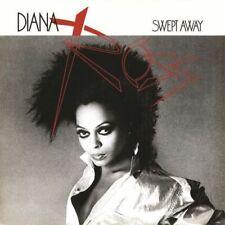 DIANA ROSS - SWEPT AWAY NEW CD
