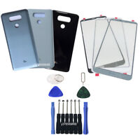 OEM Front Screen Glass Back Replacement Kit For LG G6 H870 H871 H872 US997 VS998