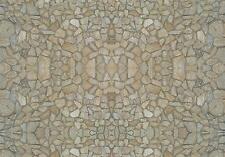 170627 Faller HO Muro in pietra naturale mm.250 x 125