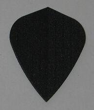 3 Sets (9 Flights) Nylon  - BLACK Kite Dart Flights - Free Shipping