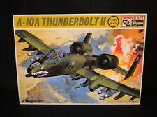 Minicraft A-10A Thunderbolt 1/72 kit