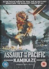 ASSAULT ON THE PACIFIC - KAMIKAZE. Honour Until Death (NEW/SEALED DVD 2011)