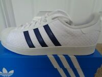 Adidas Superstar mens trainers sneakers shoes BA8493 uk 8.5 eu 42 2/3 us 9 NEW