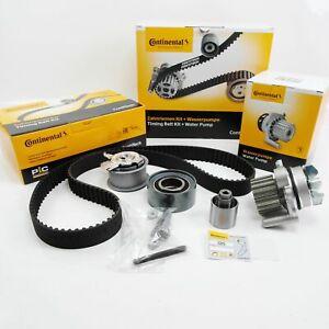 Conti Timing Belt Set+Water Pump Audi VW 2,0l Tdi 16V Bkd Azv Bna Bva