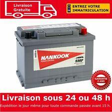 Hankook 57220 Batterie de Démarrage Pour Voiture 12V 72Ah - 277 x 174 x 190mm