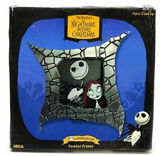 Tim Burtons The Nightmare Before Christmas - Pewter Photo / Picture Frame