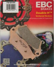 EBC - FA181HH - Double-H Sintered Brake Pads - Made In USA