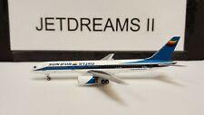 1/400 SUN D'OR BY EL AL BOEING 757-200 2010'S COLORS 4X-EBS AEROCLASSICS